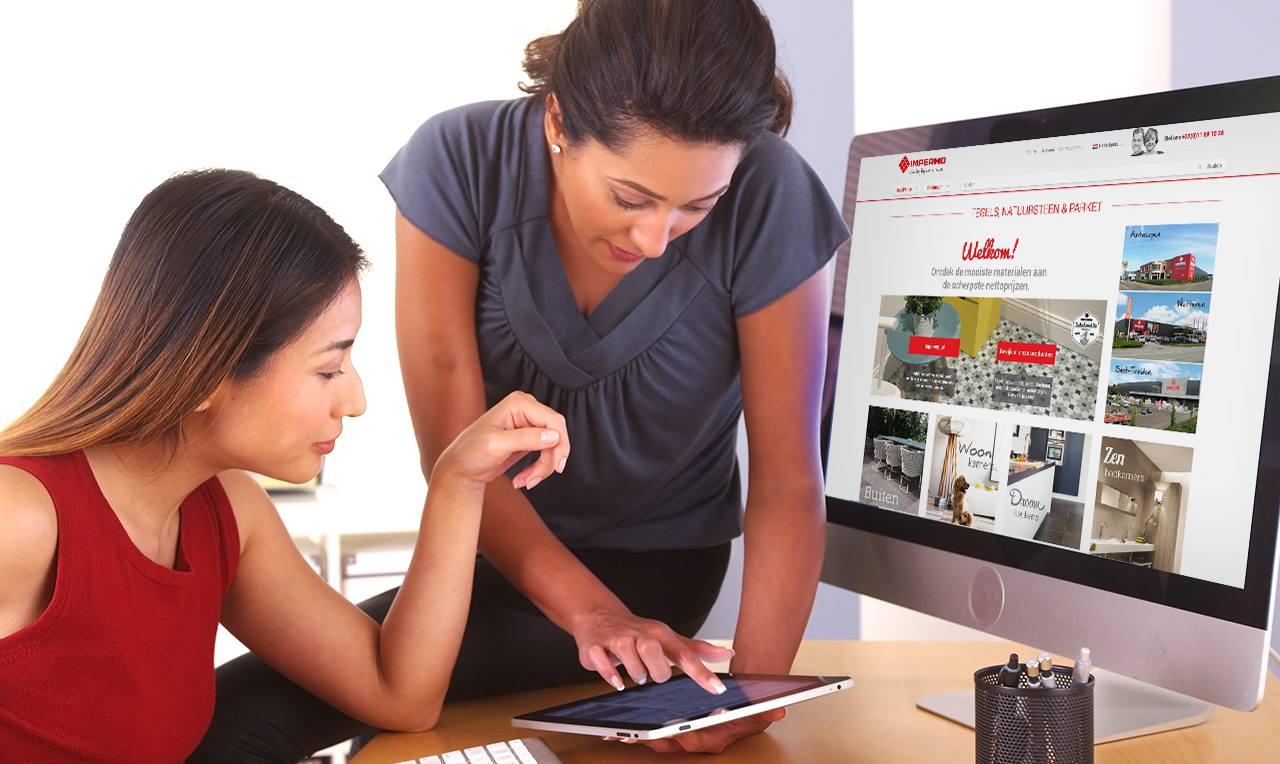 De online catalogus die verkoopt zoals het hoort